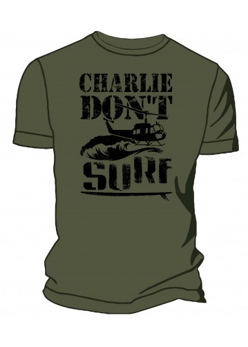 Apocalypse Now - Charlie...