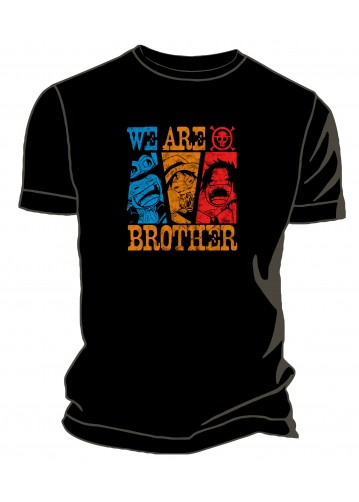 One Piece - We Are Brother