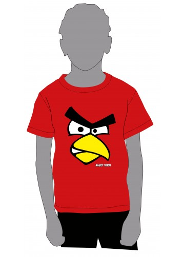 Angry Birds red face