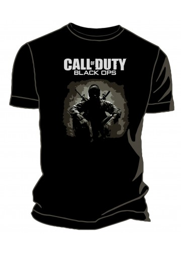 Call of Duty - black ops cover